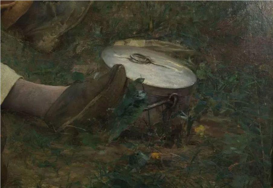 为生活,为平民而艺术,法国绘画大师勒帕热插图51