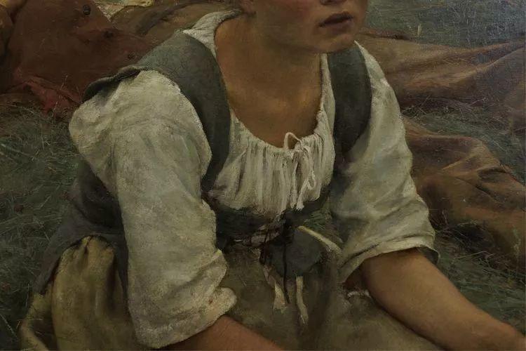 为生活,为平民而艺术,法国绘画大师勒帕热插图53