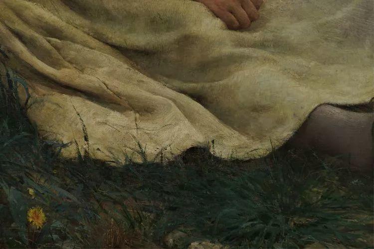 为生活,为平民而艺术,法国绘画大师勒帕热插图55