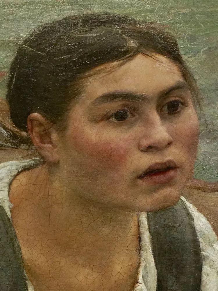 为生活,为平民而艺术,法国绘画大师勒帕热插图59
