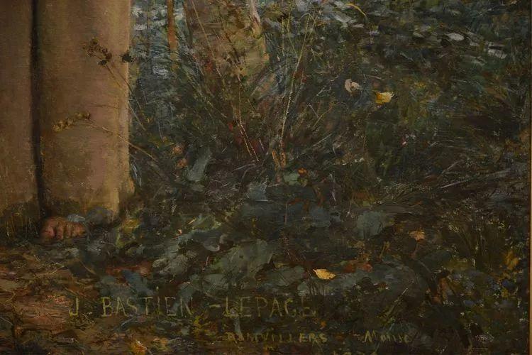 为生活,为平民而艺术,法国绘画大师勒帕热插图81