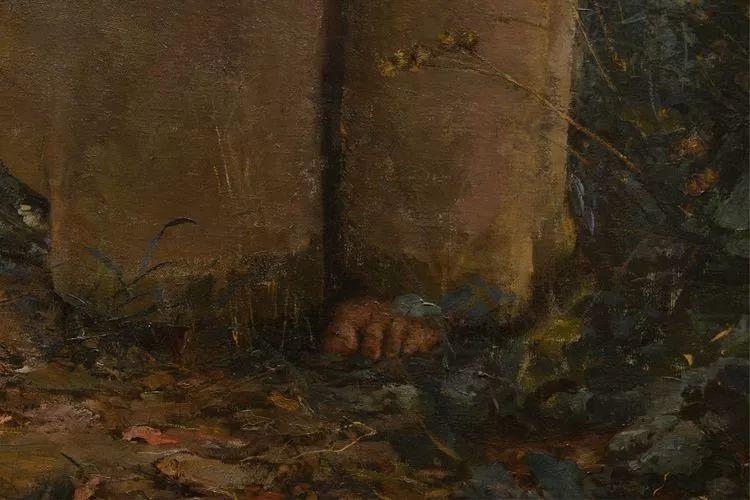 为生活,为平民而艺术,法国绘画大师勒帕热插图93
