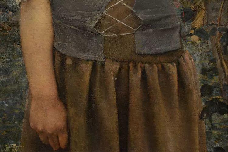 为生活,为平民而艺术,法国绘画大师勒帕热插图95