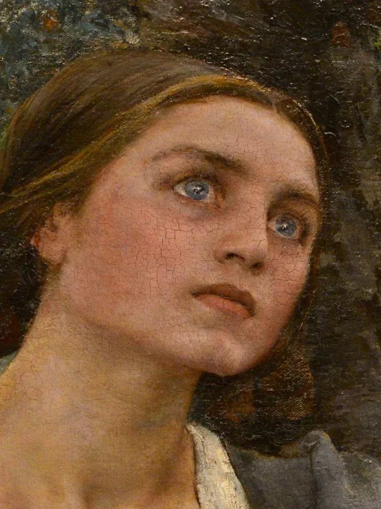 为生活,为平民而艺术,法国绘画大师勒帕热插图117