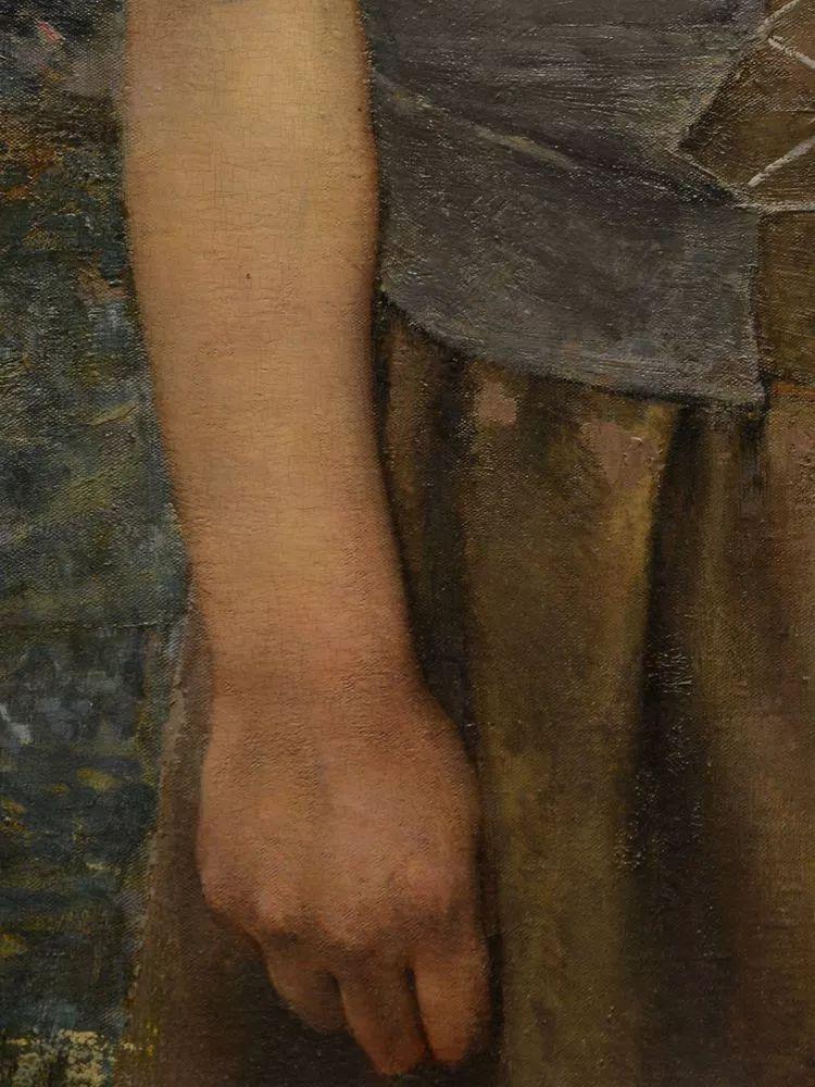为生活,为平民而艺术,法国绘画大师勒帕热插图121