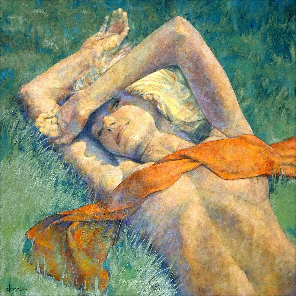 风格独特的抽象肖像画家,法比恩·克莱斯插图1