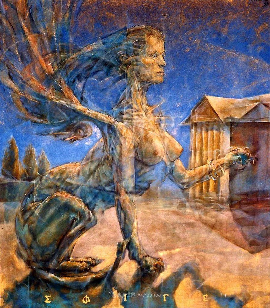风格独特的抽象肖像画家,法比恩·克莱斯插图13