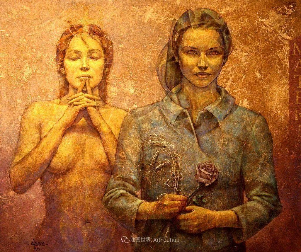 风格独特的抽象肖像画家,法比恩·克莱斯插图17