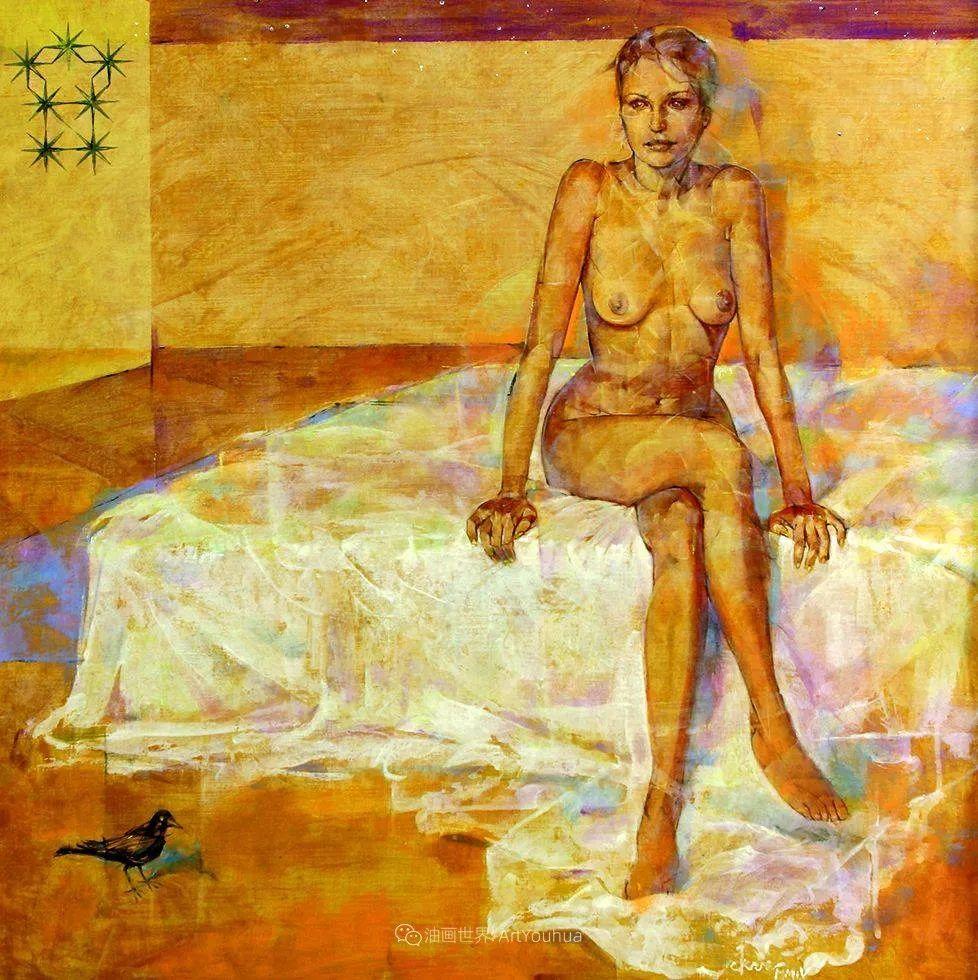 风格独特的抽象肖像画家,法比恩·克莱斯插图69