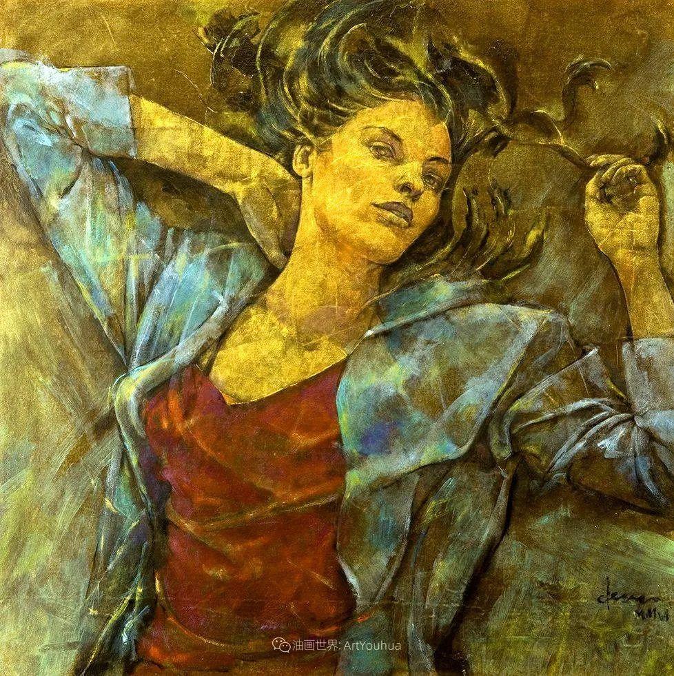 风格独特的抽象肖像画家,法比恩·克莱斯插图73