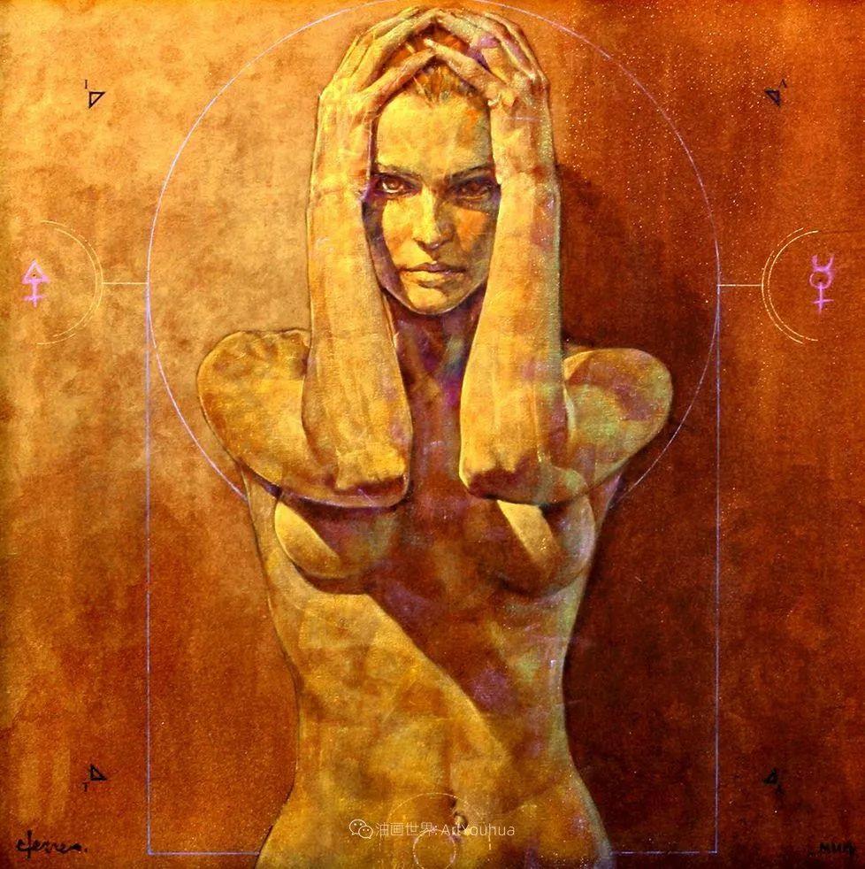 风格独特的抽象肖像画家,法比恩·克莱斯插图79