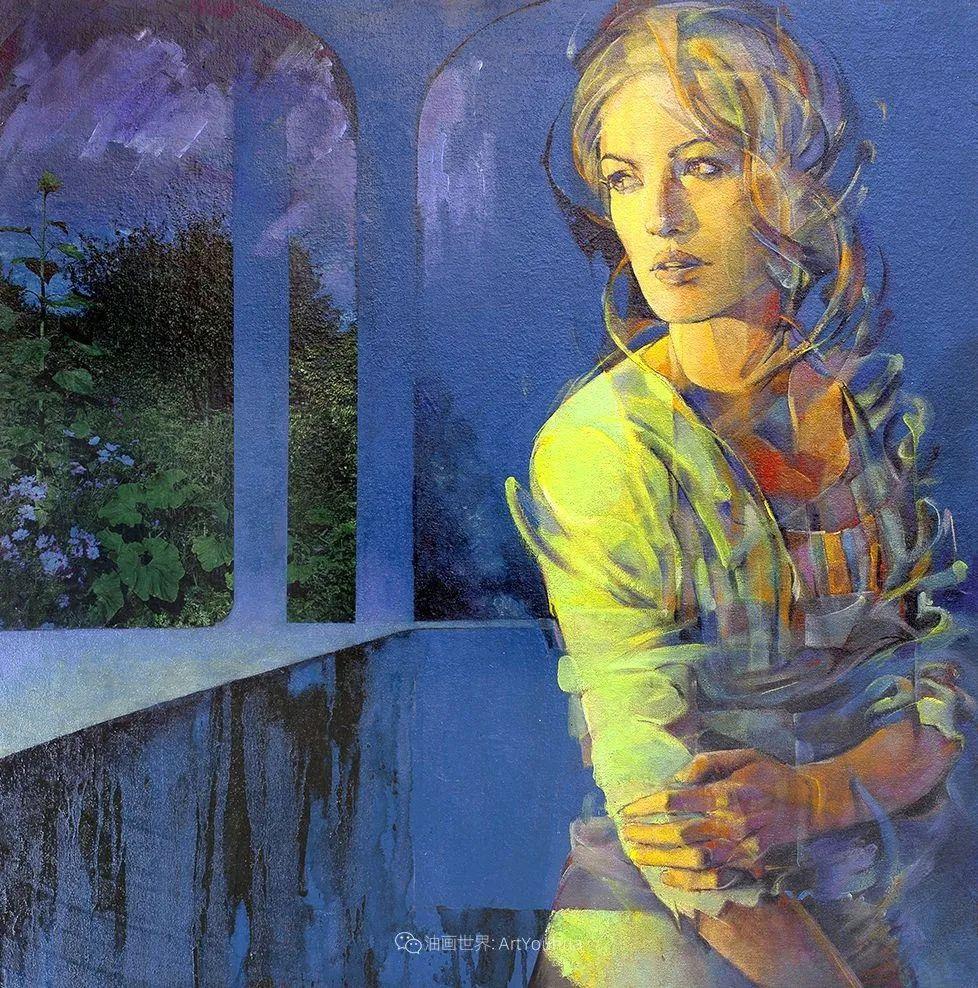风格独特的抽象肖像画家,法比恩·克莱斯插图85