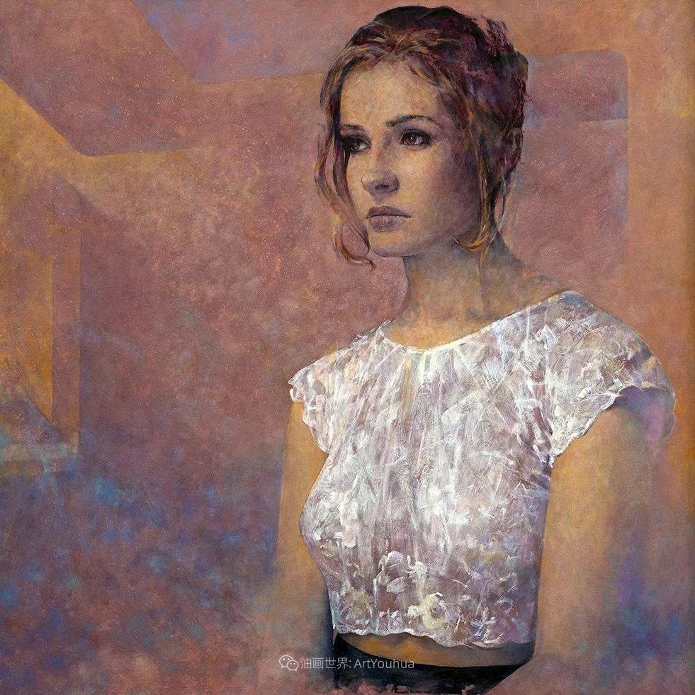 风格独特的抽象肖像画家,法比恩·克莱斯插图97