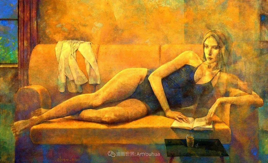风格独特的抽象肖像画家,法比恩·克莱斯插图115