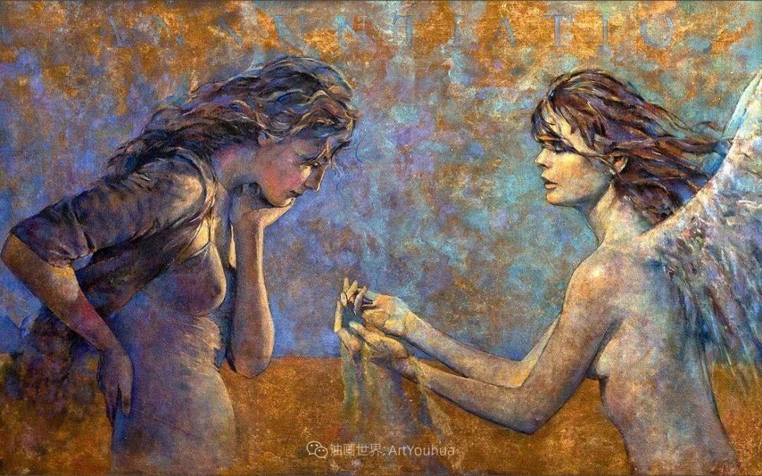 风格独特的抽象肖像画家,法比恩·克莱斯插图119