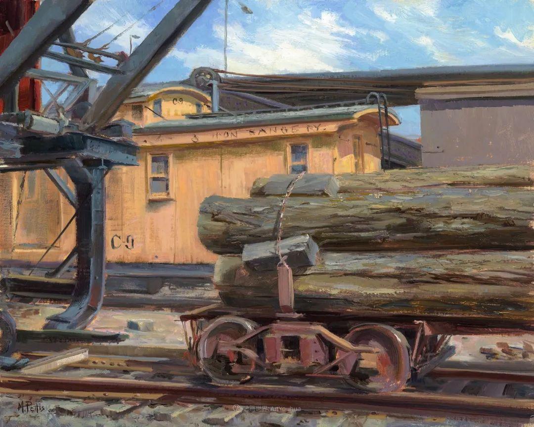 富有表现力的现实主义者,玛丽·佩蒂斯画选(上)插图117
