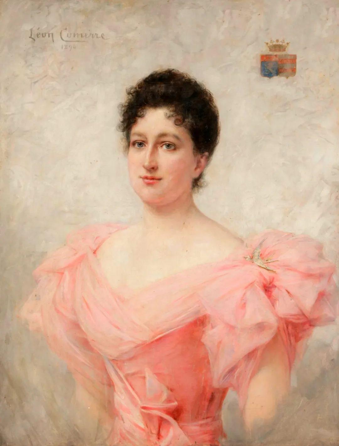 法国学院派画家科默尔,笔下的美丽女性插图15