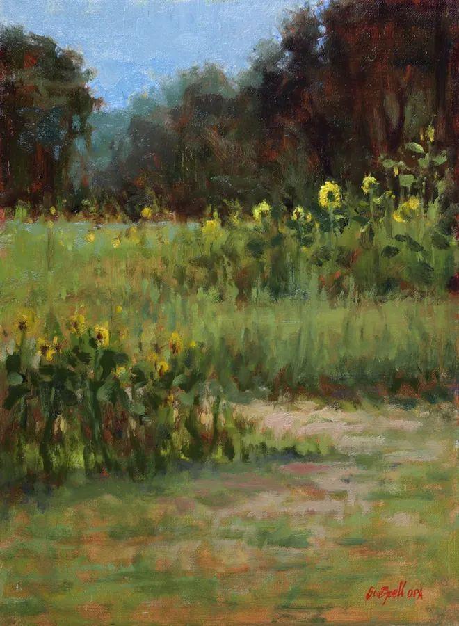 风景欣赏,美国女画家苏·福尔画选 (下)插图5