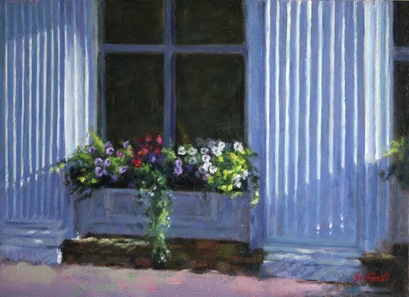 风景欣赏,美国女画家苏·福尔画选 (下)插图21