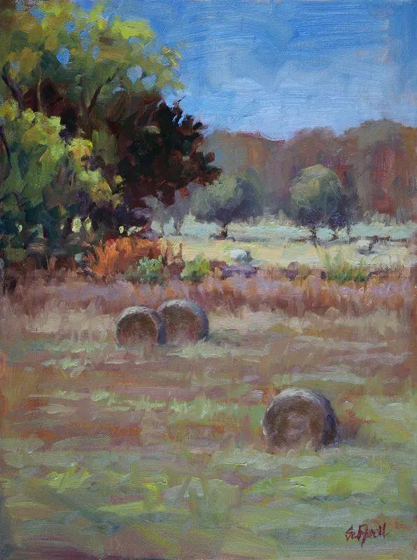 风景欣赏,美国女画家苏·福尔画选 (下)插图49