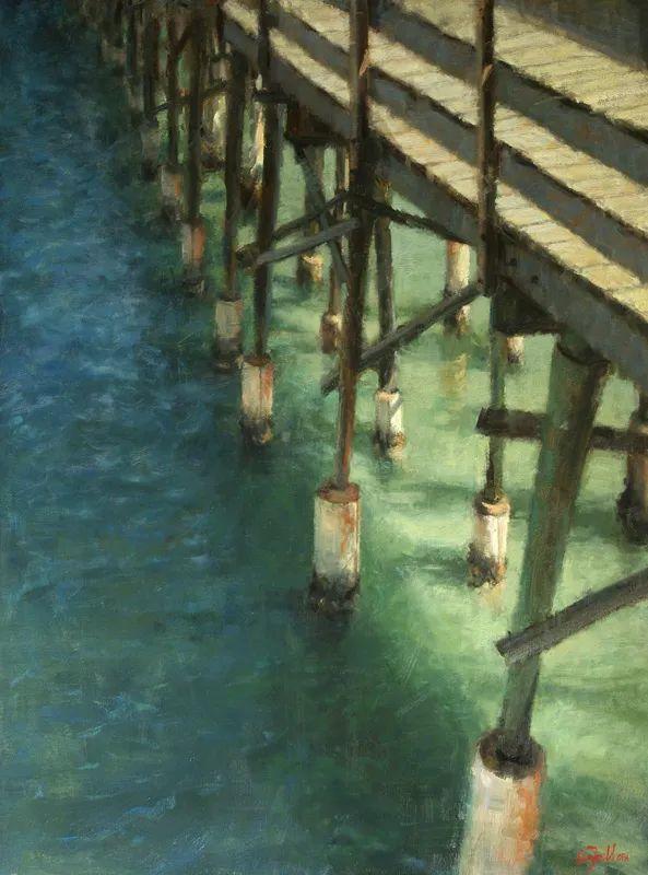 风景欣赏,美国女画家苏·福尔画选 (下)插图59