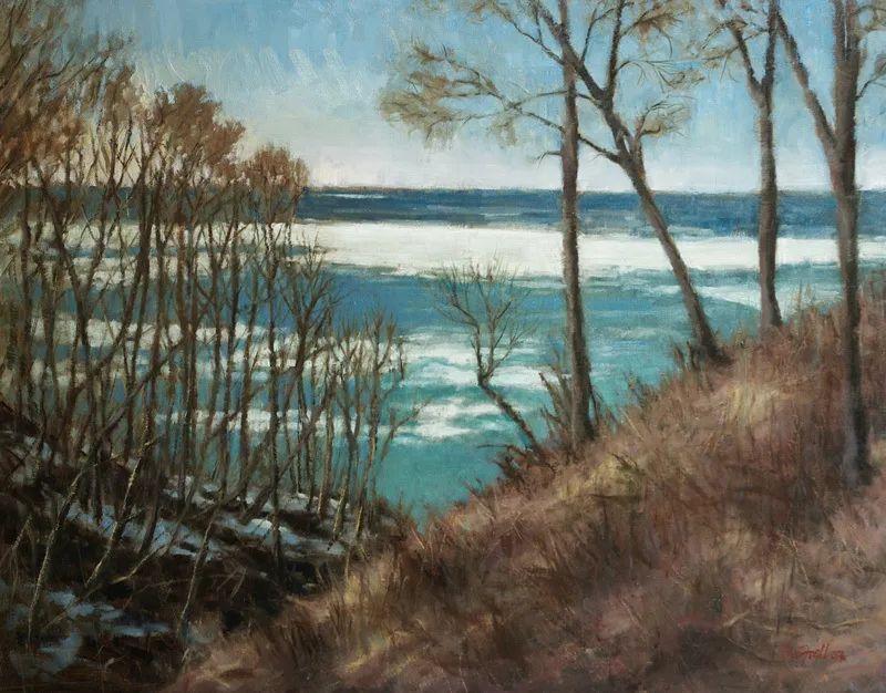 风景欣赏,美国女画家苏·福尔画选 (下)插图61