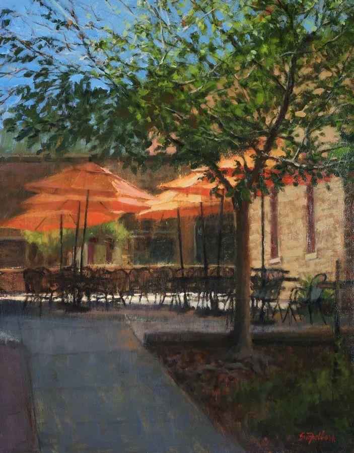 风景欣赏,美国女画家苏·福尔画选 (下)插图77