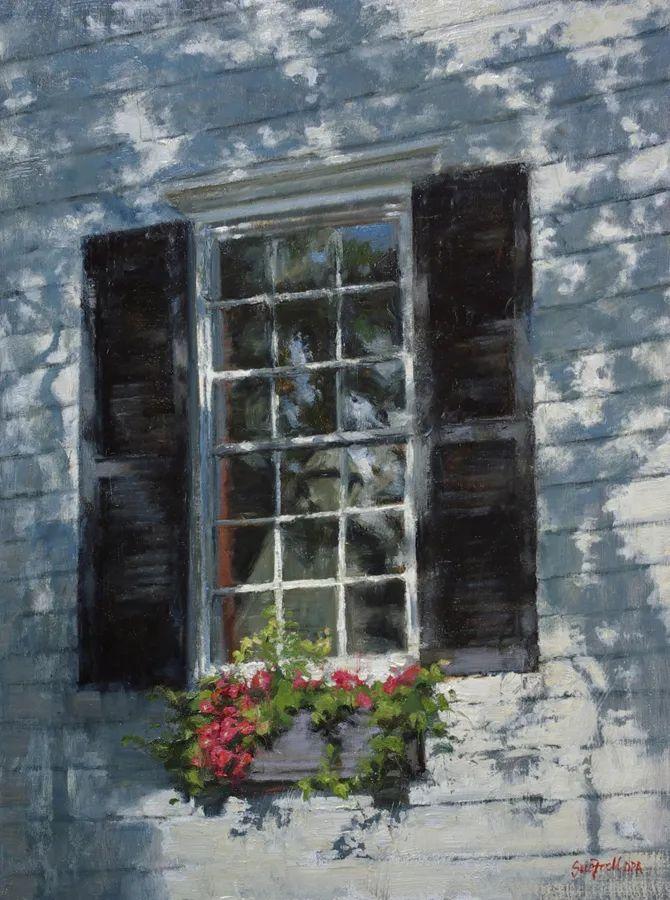 风景欣赏,美国女画家苏·福尔画选 (下)插图91