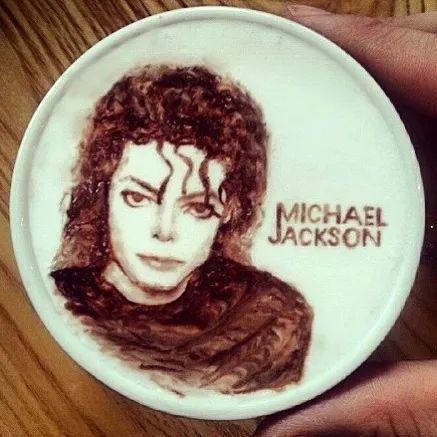 咖啡上的名画,你还舍得喝?插图33