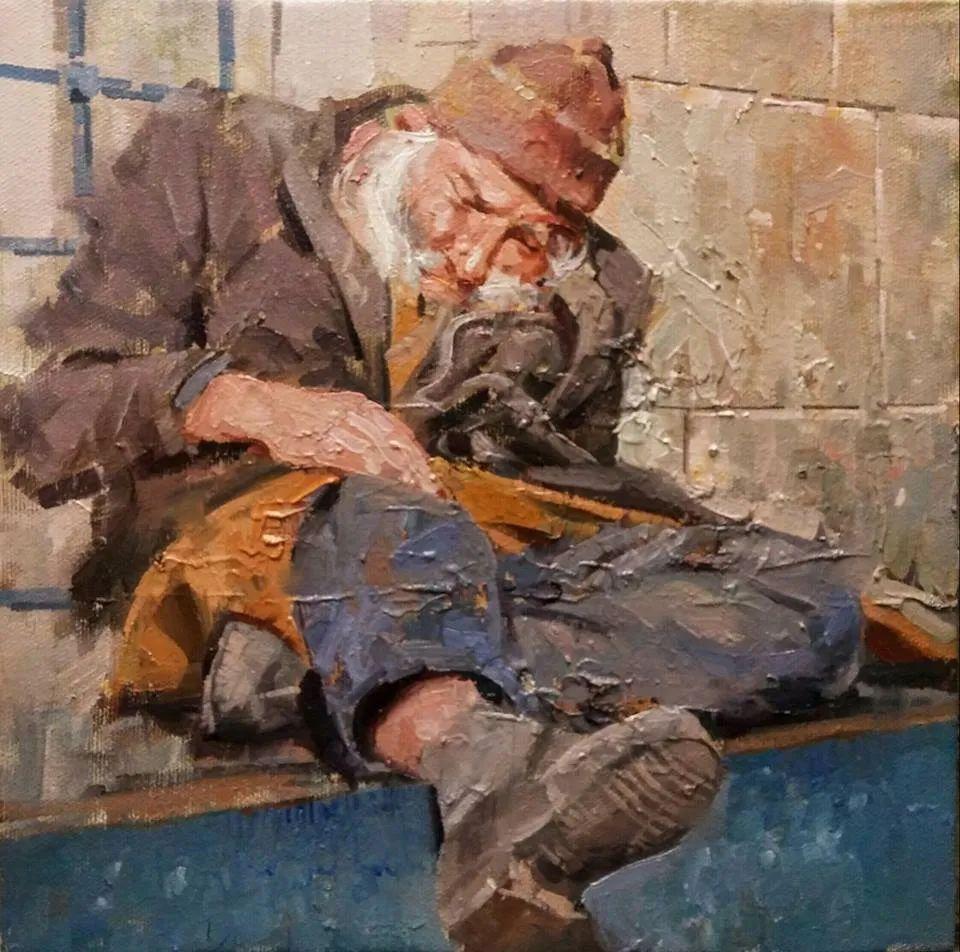 土耳其画家布伦特·基尔奇作品选插图7