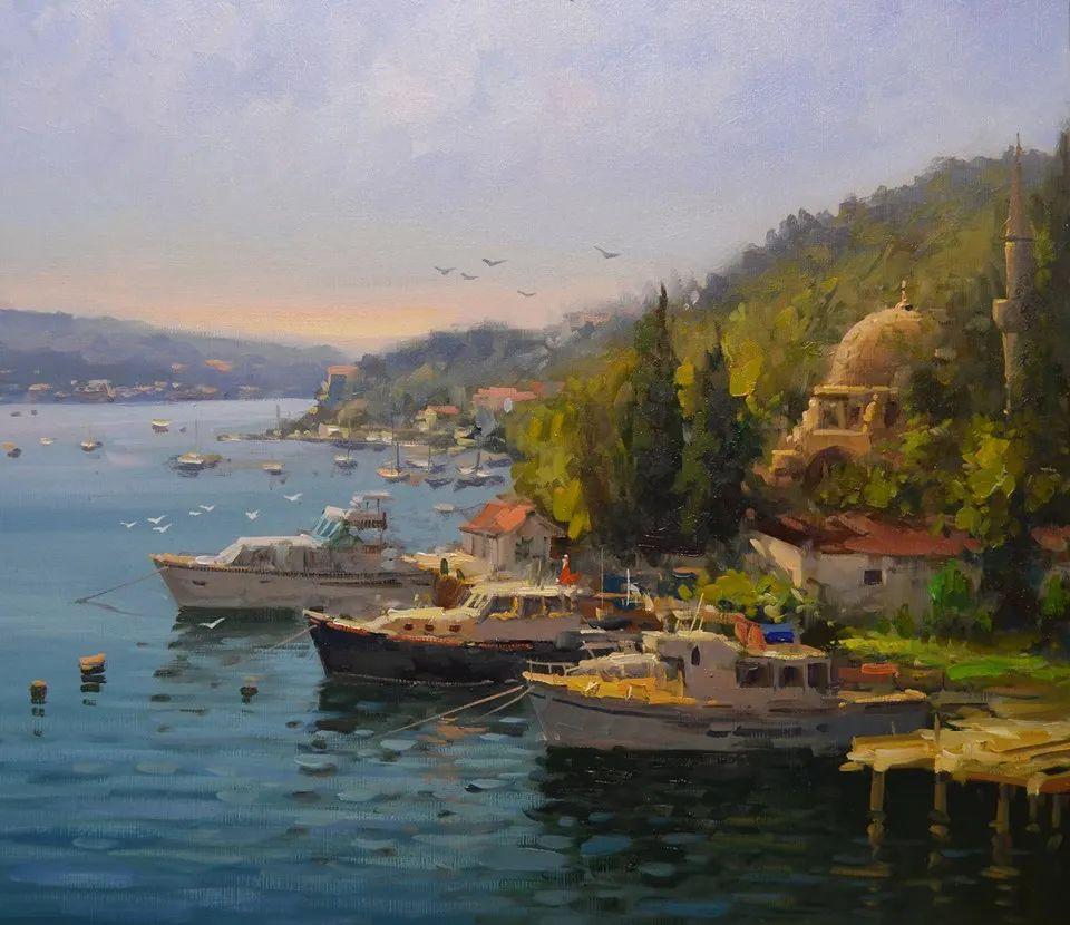 土耳其画家布伦特·基尔奇作品选插图14