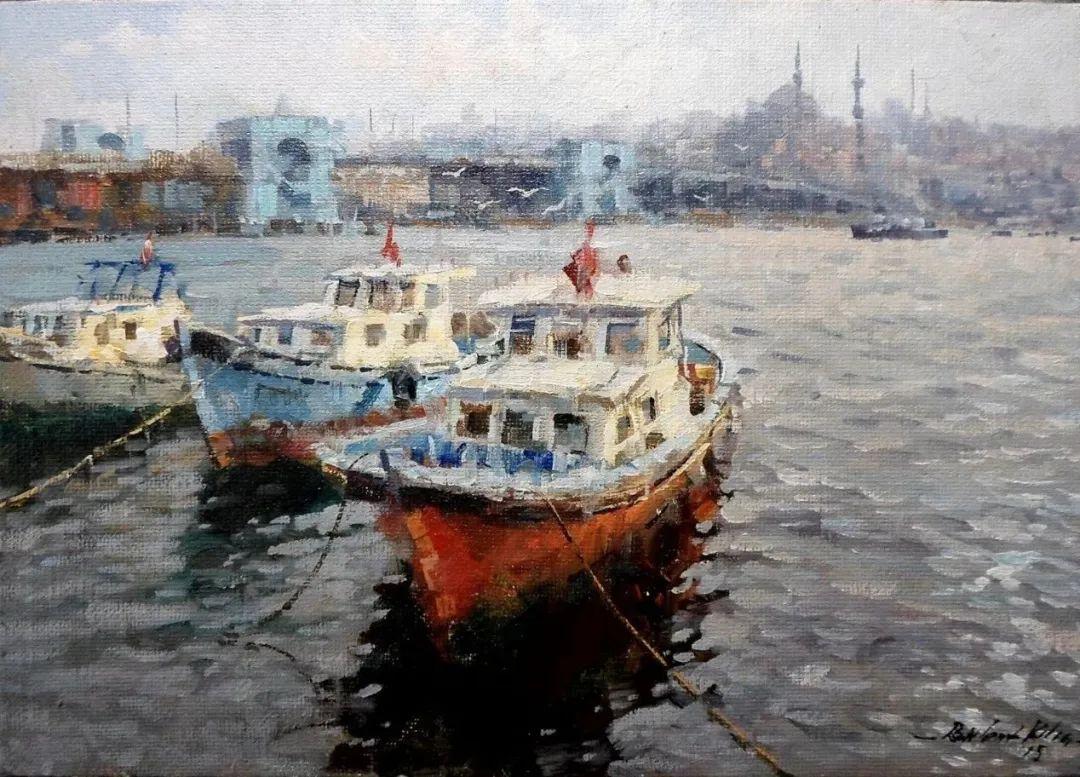 土耳其画家布伦特·基尔奇作品选插图17