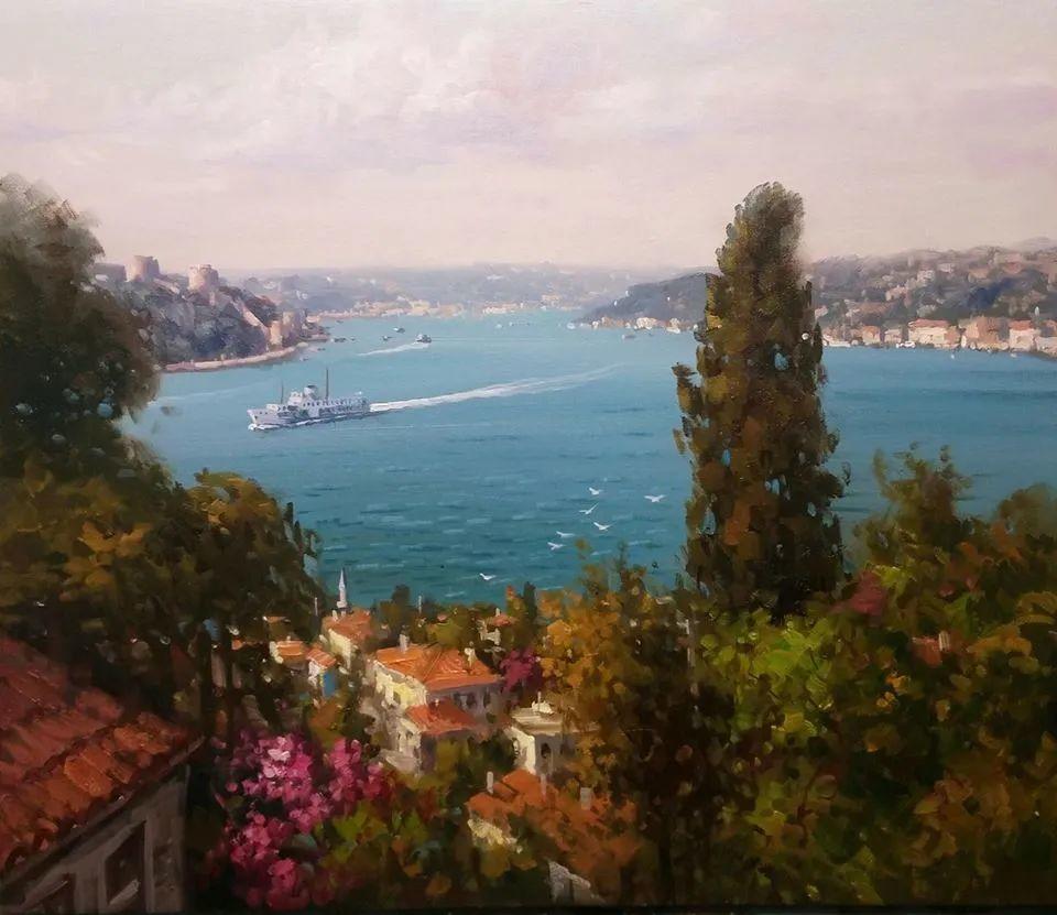 土耳其画家布伦特·基尔奇作品选插图18