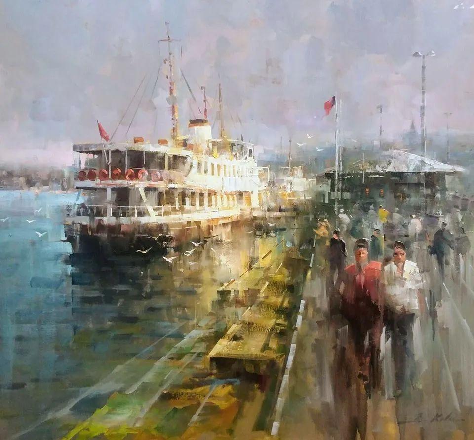 土耳其画家布伦特·基尔奇作品选插图19