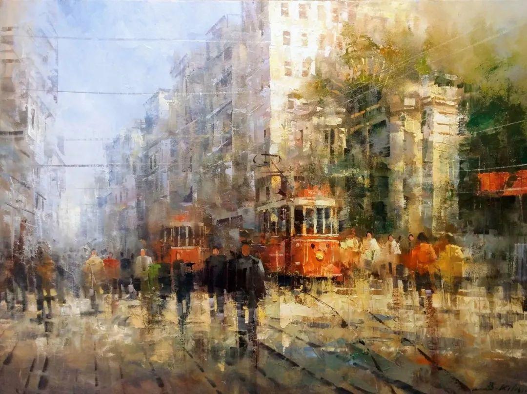 土耳其画家布伦特·基尔奇作品选插图22