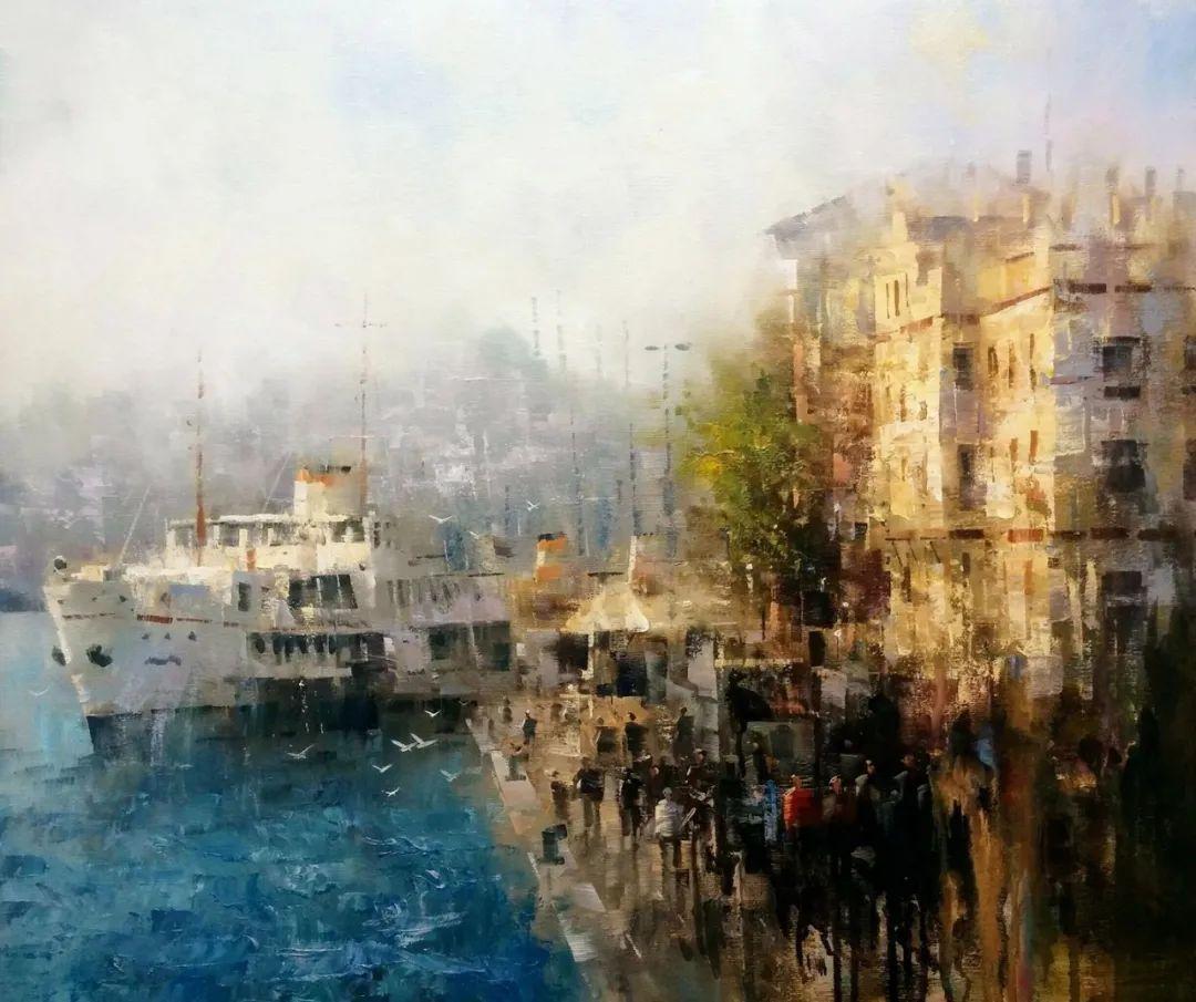 土耳其画家布伦特·基尔奇作品选插图24
