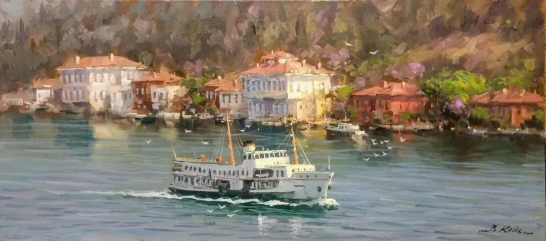 土耳其画家布伦特·基尔奇作品选插图25