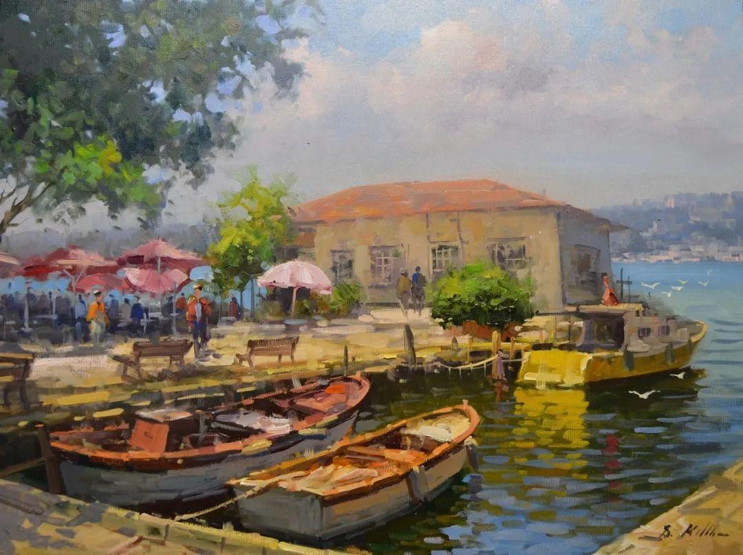 土耳其画家布伦特·基尔奇作品选插图29