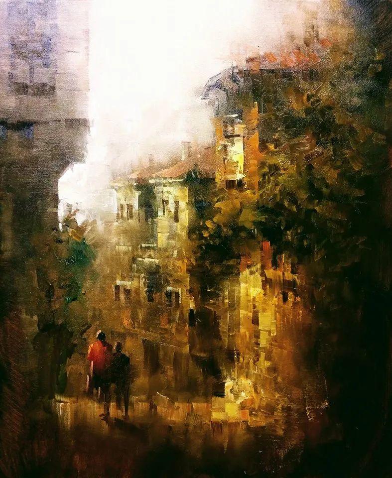 土耳其画家布伦特·基尔奇作品选插图32