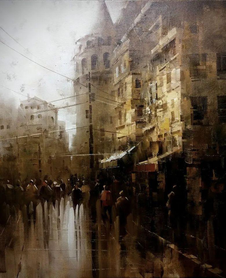 土耳其画家布伦特·基尔奇作品选插图35