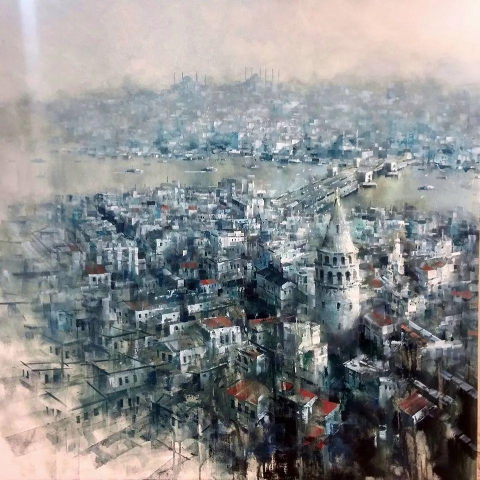 土耳其画家布伦特·基尔奇作品选插图38