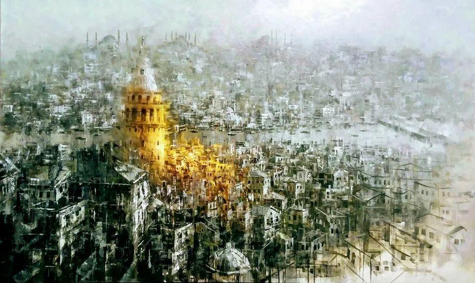 土耳其画家布伦特·基尔奇作品选插图39