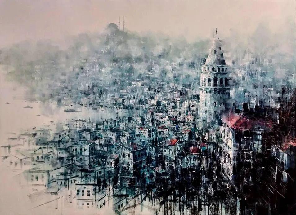 土耳其画家布伦特·基尔奇作品选插图40