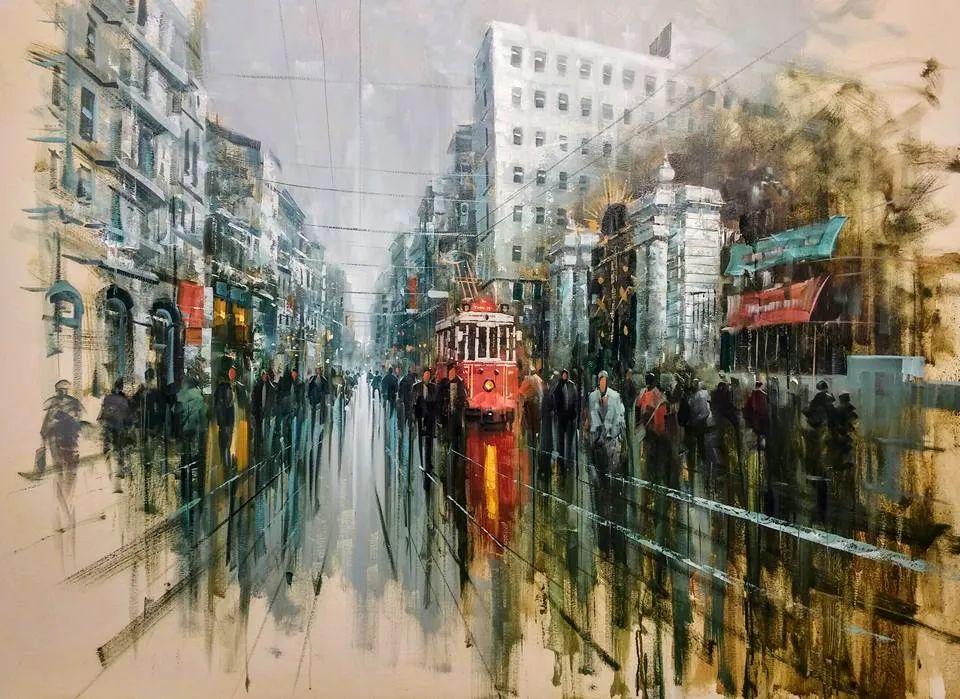 土耳其画家布伦特·基尔奇作品选插图41