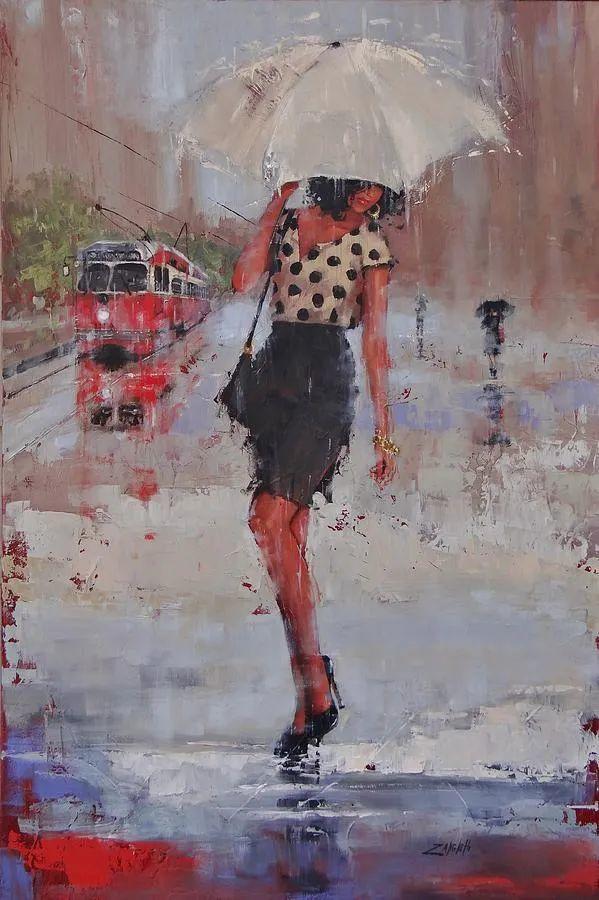 美国女画家劳拉·李·桑格蒂作品选插图4