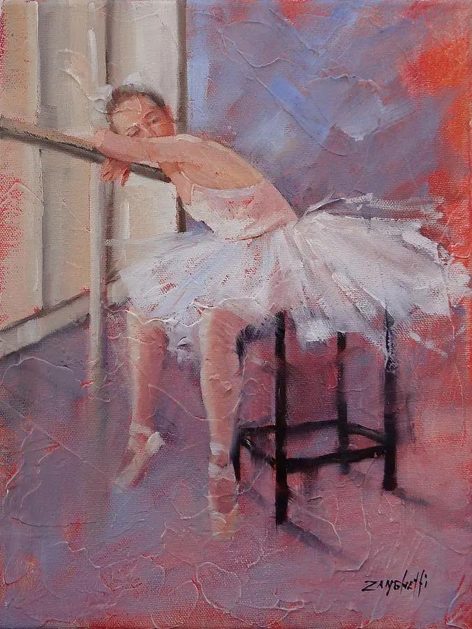 美国女画家劳拉·李·桑格蒂作品选插图8