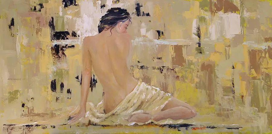 美国女画家劳拉·李·桑格蒂作品选插图9