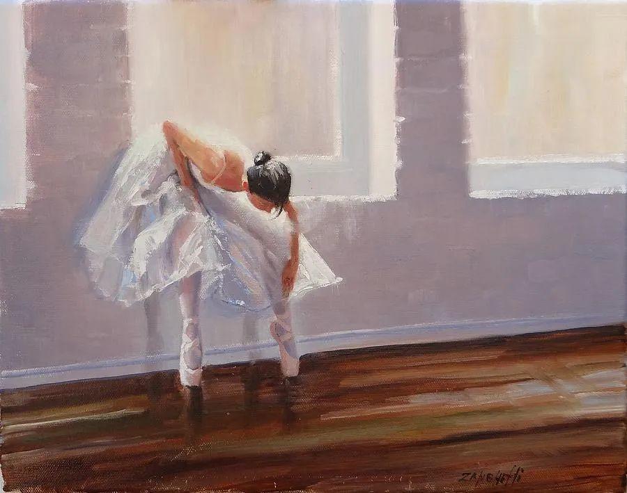 美国女画家劳拉·李·桑格蒂作品选插图11