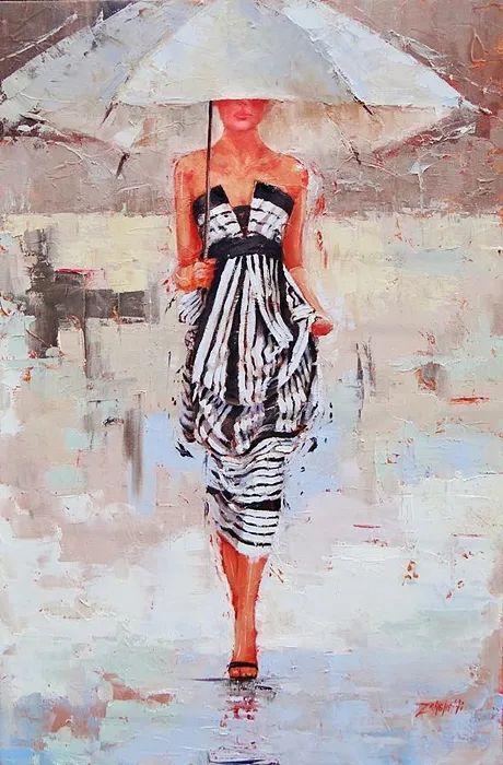 美国女画家劳拉·李·桑格蒂作品选插图15