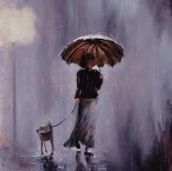 美国女画家劳拉·李·桑格蒂作品选插图20